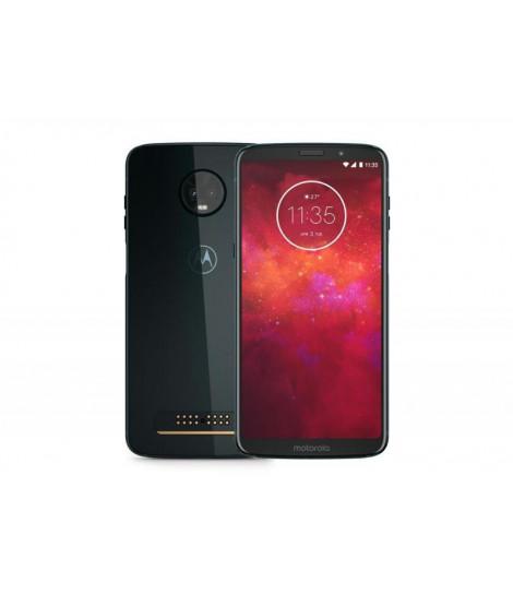 "Telefon MOTOROLA Moto Z3 Play 6"" 64GB (granatowy)"