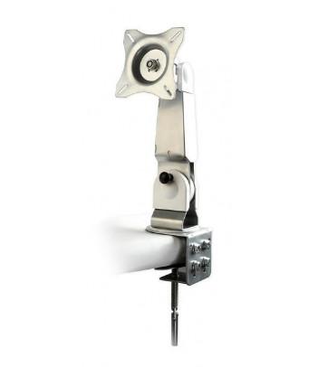 Uchwyt do monitora ramię montażowe do blatu do 6 kg srebrne Gembird