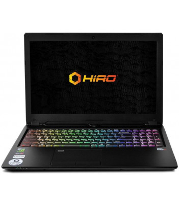 Laptop do gier HIRO 857-H11 15.6