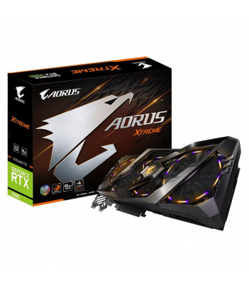 Gigabyte GeForce RTX 2080 AORUS Xtreme 8GB