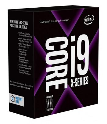 Procesor Intel® Core™ i9-9900X X-series (19.25M Cache, 3.50 GHz)
