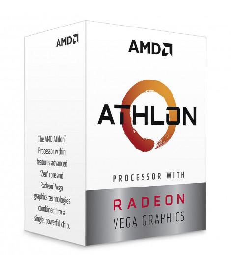 Procesor AMD Athlon 200GE (4M Cache, 3.20 GHz)