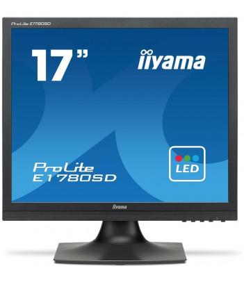 """iiyama 17"""" TN ProLite E1780SD-B1"""