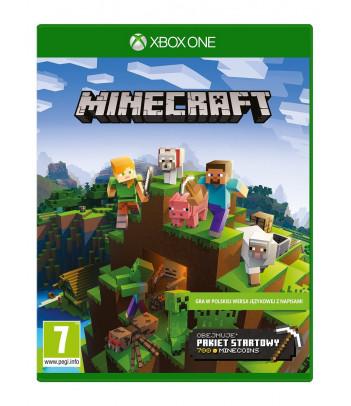 Gra Xbox One Minecraft Starter Collection