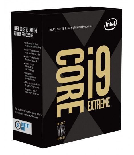 Procesor Intel® Core™ i9-9980XE Extreme Edition (24.75M Cache, 3.00 GHz)