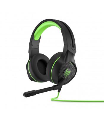 Słuchawki gamingowe HP Pavilion Gaming 400 (czarno-zielone)
