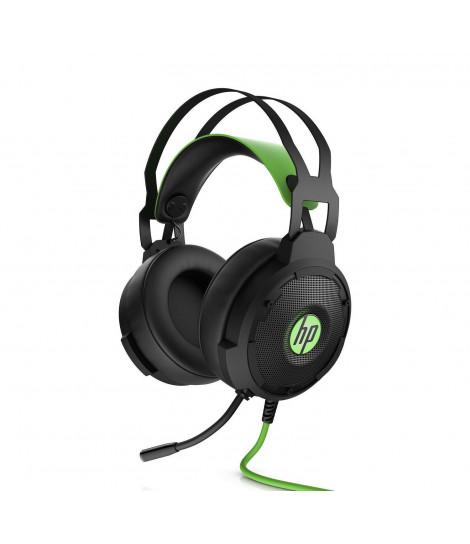 Słuchawki gamingowe HP Pavilion Gaming 600 (czarno-zielone)