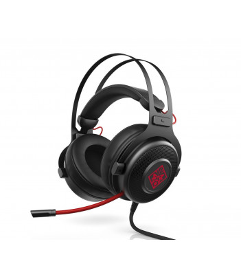 Słuchawki gamingowe HP OMEN 800 (czarno-czerwone)