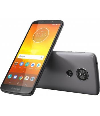 "Telefon MOTOROLA Moto E5 5.7"" 16GB (szary)"