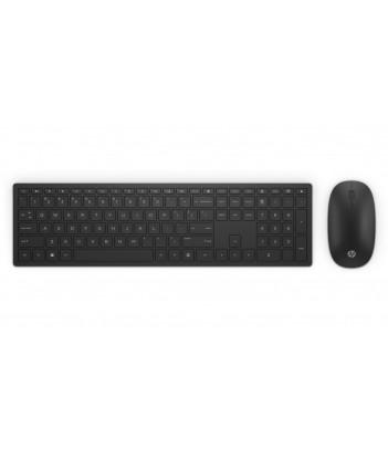 Zestaw bezprzewodowy klawiatura i mysz HP Pavilion 800 (czarny)