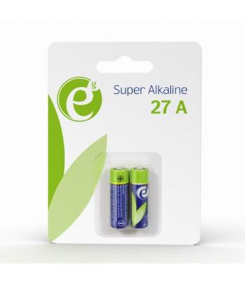 Bateria alkaliczna EnerGenie EG-BA-27A-01 27A 12V (2 szt.)