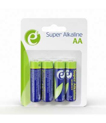 Bateria alkaliczna EnerGenie EG-BA-AA4-01 LR6 1,5V (4 szt.)