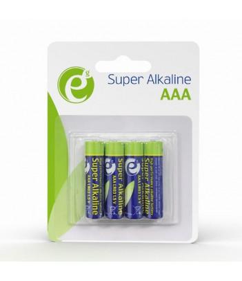 Bateria alkaliczna EnerGenie EG-BA-AAA4-01 LR03 1,5V (4 szt.)