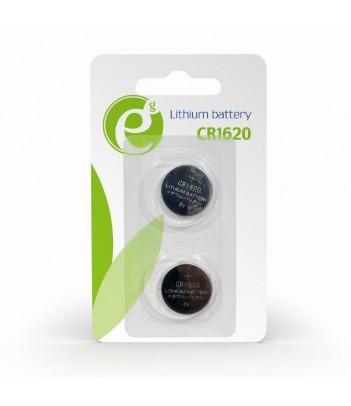 Bateria litowa EnerGenie EG-BA-CR1620-01 CR1620 3V (2 szt.)