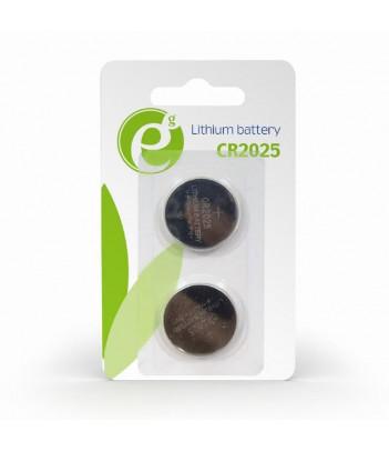 Bateria litowa EnerGenie EG-BA-CR2025-01 CR2025 3V (2 szt.)