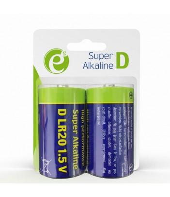 Bateria alkaliczna EnerGenie EG-BA-LR20-01 LR20 (typ D) 1,5V (2 szt.)