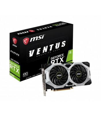 MSI GeForce RTX 2060 VENTUS 6G OC 6GB