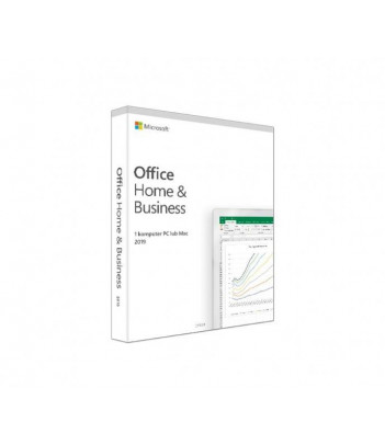 Microsoft Office Home & Business 2019 PL Win/Mac 32/64bit Box