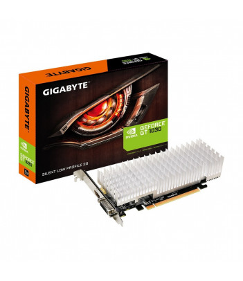 Gigabyte GeForce GT 1030 Silent Low Profile 2GB