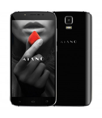 Telefon Kiano Elegance 5.5 8GB (czarny)