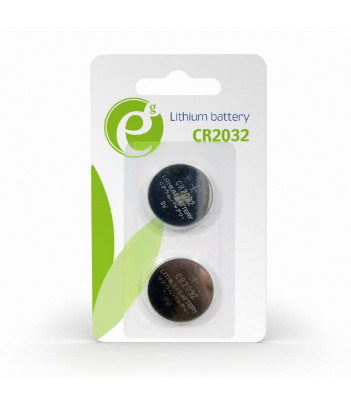 Bateria litowa EnerGenie EG-BA-CR2032-01 CR2032 3V (2 szt.)