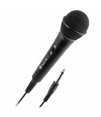 Mikrofon NGS Singer Fire