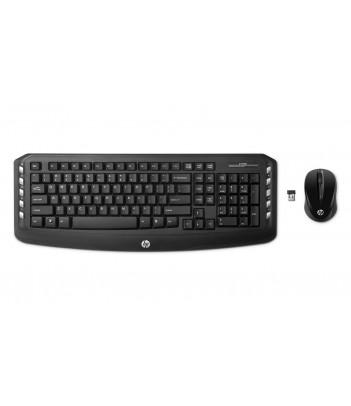 Zestaw bezprzewodowy klawiatura i mysz HP Classic