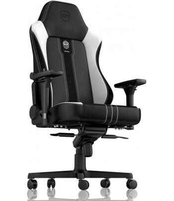 Fotel dla gracza Noblechairs HERO BIG Edition (czarno-biały)