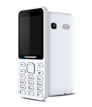 """Telefon Blaupunkt FM 02 2.4"""" 32MB (biały)"""