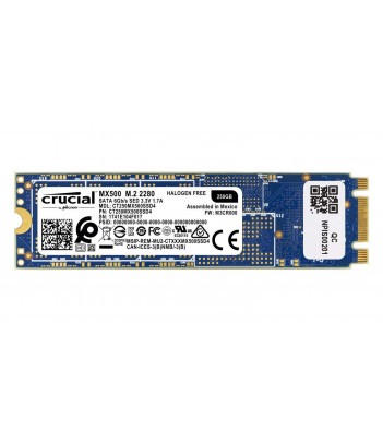 Dysk SSD Crucial MX500 M.2 250GB