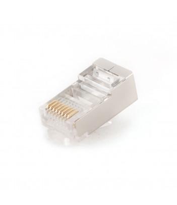 Wtyk sieciowy RJ-45 FTP, kat. 5e Gembird PLUG5SP/100 (opakowanie 100 szt.)