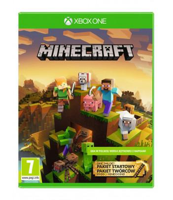 Gra Xbox One Minecraft Master Collection