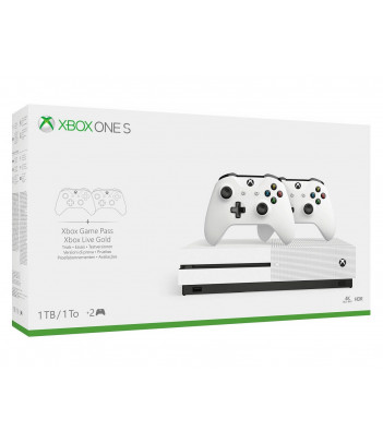 Konsola Xbox One S 1TB + pad