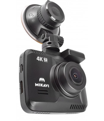 Wideorejestrator Mikavi PQ3 GPS 4K WiFi