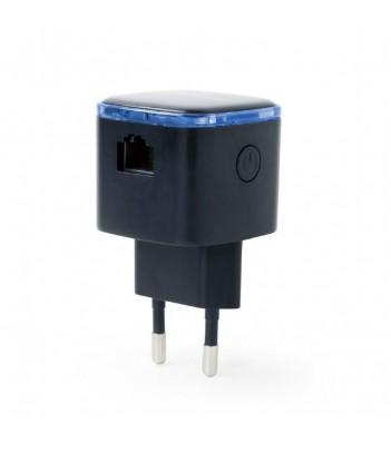 Wzmacniacz sygnału WiFi Gembird WNP-RP300-02-BK 300Mb/s (czarny)