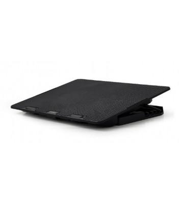 Podstawka chłodząca pod laptopa 15.6&quot, NBS-2F15-02