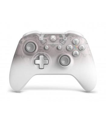 Kontroler bezprzewodowy Microsoft do konsoli Xbox One - edycja specjalna Phantom White