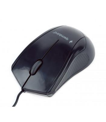 Mysz Gembird MUS-3B-02 (czarna)