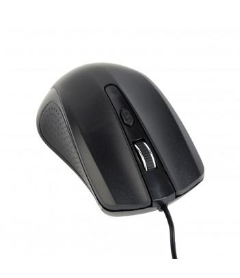 Mysz Gembird MUS-4B-01 (czarna)
