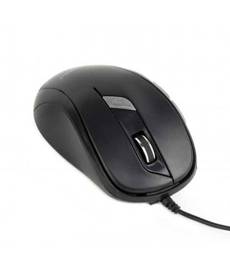 Mysz Gembird MUS-6B-01 (czarna)