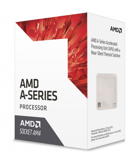 Procesor AMD A10 9700 (2M Cache, 3.50 GHz)