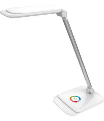 Lampka biurkowa LED Platinet PDLQ60 (biała)