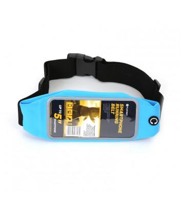 "Pas do biegania na smartfona 5"" Platinet PWB03BL (niebieski)"
