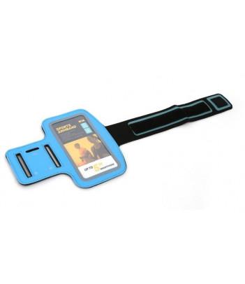 "Opaska na ramię na smartfona 5"" Platinet POSBL (niebieska)"