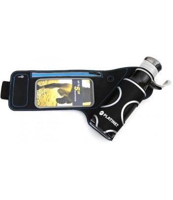"Pas do biegania na smartfona 5"" Platinet PWB02 (czarny)"