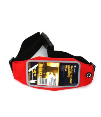 """Pas do biegania na smartfona 5"""" Platinet PWB03R (czerwony)"""