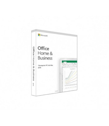 Microsoft Office Home & Business 2019 PL Win/Mac 32/64bit Box