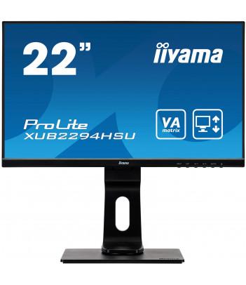 "iiyama 21.5"" VA XUB2294HSU-B1 (GWARANCJA ZERO MARTWYCH PIXELI)"