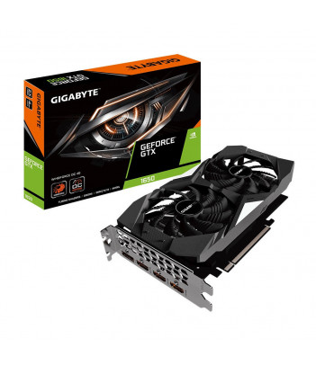 Gigabyte GeForce GTX 1650 WindForce OC 4GB