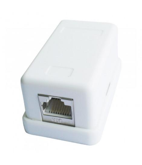 Gniazdo natynkowe FTP Gembird NCAC-FS-SMB1 1x RJ-45, kat. 6